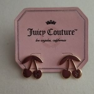 Juicy Couture Cherry Earrings